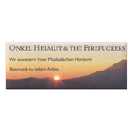 Onkel Helmut and the Firefuckers